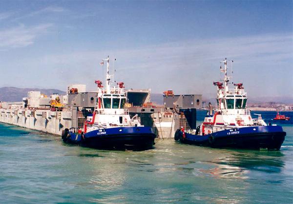 Remolque Portuario | Prácticos de Puerto